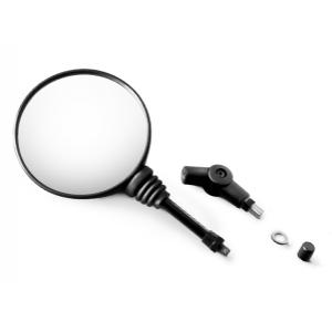 Καθρέπτης universal ρυθμιζόμενος - σπαστός Twalcom μαύρος