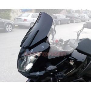 Ζελατίνα Standard Suzuki V-Strom 650 / 1000 μαύρη
