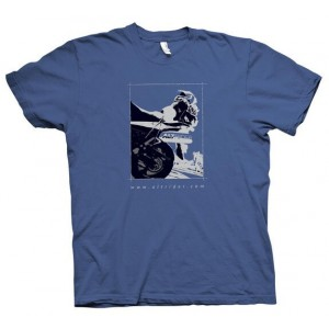 T-shirt AltRider Suzuki V-Strom loaded