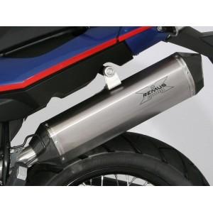 Τελικό εξάτμισης REMUS Hexacone titanium BMW F 650 / 800 GS 08-