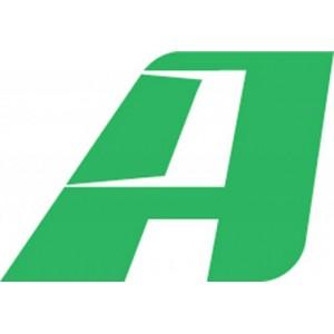 Αυτοκόλλητο λογότυπο AltRider 14 cm πράσινο