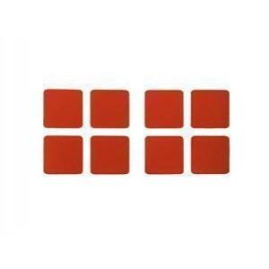 Ανακλαστικά αυτοκόλλητα Twalcom τετράγωνα (χρώματα) σετ