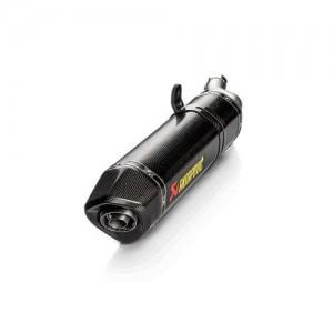 Τελικό εξάτμισης Akrapovic Slip-On Honda CB 500 X 19- carbon