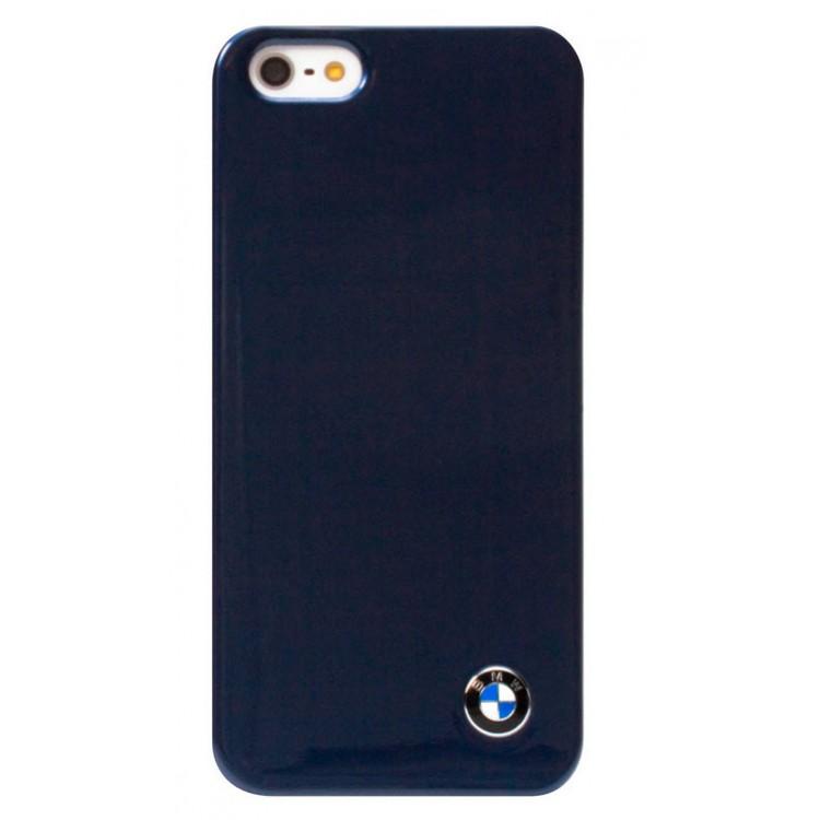 Θήκη σκληρή BMW για iPhone5 μπλέ