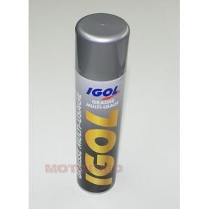 Σπρέυ πράσινου γράσου IGOL Grease multi usage 400 ml