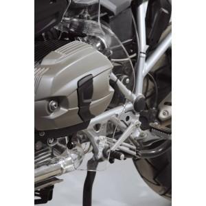 Χαμηλά προστατευτικά ποδιών BMW R 1200 GS/Adv. 10- διάφανα