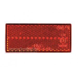 Ανακλαστικό κόκκινο 31 x 69 mm