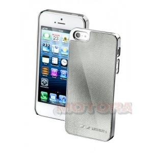 Θήκη Momo Design για iPhone5 Carbon ανοιχτό