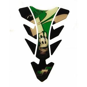 Tankpad Puig Futura Kawasaki πράσινο