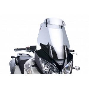 Ζελατίνα Puig Vario Suzuki DL 650/1000 V-Strom 04-11 ελαφρώς φιμέ
