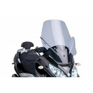 Ζελατίνα Puig V-Tech Touring Piaggio MP3 Touring Business / LT 300-500 διάφανη
