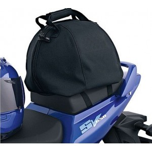Τσάντα μεταφοράς κράνους Q-Bag με ιμάντες πρόσδεσης
