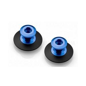 Αναμονές βάσεων πίσω σταντ (bobbins) RIZOMA μπλε