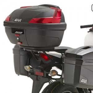 Βάση βαλίτσας topcase monolock GIVI Honda CB 500 F -15
