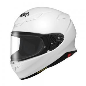 Κράνος Shoei NXR 2 λευκό γυαλιστερό