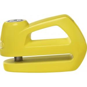 Κλειδαριά δισκόφρενου ABUS Element 290 κίτρινη