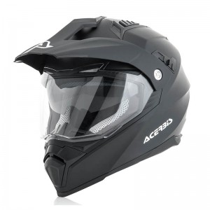 Acerbis enduro Flip FS-606 μαύρο