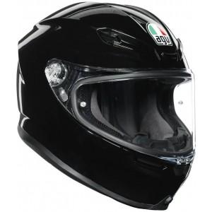 AGV K6 μαύρο γυαλιστερό