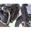 Προστατευτικό ψυγείου (σίτα) AltRider Triumph Thruxton 16- μαύρο
