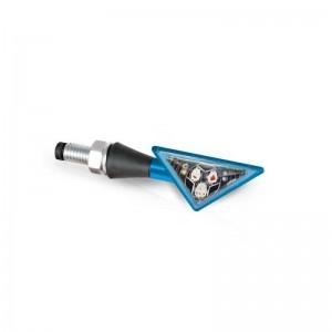 Φλας LED universal Barracuda Z-Led B-Lux μπλε (σετ)