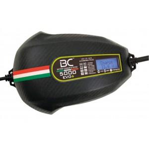 Φορτιστής-συντηρητής μπαταρίας και tester Battery Controller 5000 EVO+ με οθόνη ενδείξεων