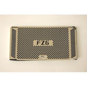 Προστατευτικό ψυγείου Yamaha FZ6/Fazer S 07- με λογότυπο