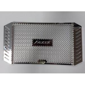 Προστατευτικό ψυγείου με λογότυπο Beowulf Yamaha FZ1/Fazer S 06- ασημί