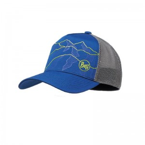 Καπέλο Buff Trucker Tech Cape μπλε