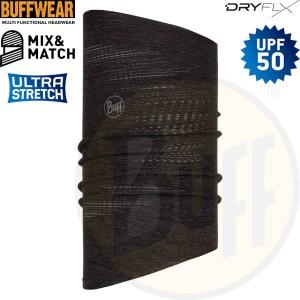 Buff Neckwarmer Dryflx R μαύρο