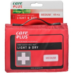 Φαρμακείο - κιτ πρώτων βοηθειών Care Plus roll out (μεσαίο)