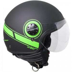 CGM 109S Shiny μαύρο-πράσινο ματ