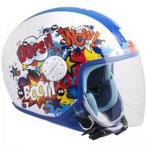 Παιδικό κράνος CGM 206G Comics μπλε