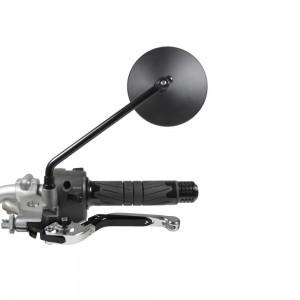 Καθρέπτες universal Chaft Iron μαύροι (σετ)