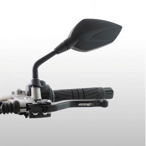 Καθρέπτες universal Chaft Extra 10 mm μαύρο (σετ)