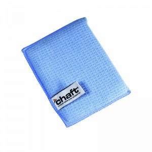 Πανάκι καθαρισμού και γυαλίσματος Chaft κηρήθρα γαλάζιο