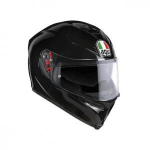 AGV K5 S μαύρο γυαλιστερό