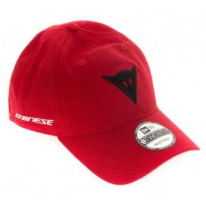Καπέλο Dainese 9Twenty Canvas Strapback κόκκινο