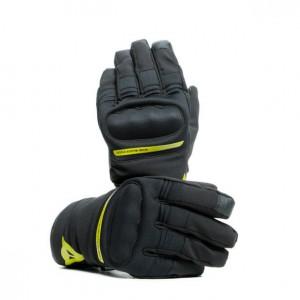 Γάντια Dainese Avila D-Dry® μαύρα-fluo κίτρινο