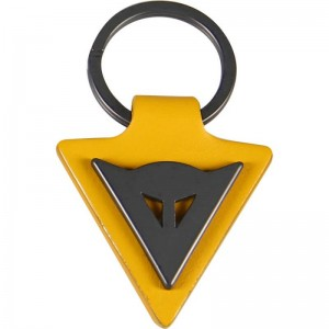 Μπρελόκ Dainese logo MTL κίτρινο