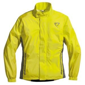 Αδιάβροχο μπουφάν DIFI Fiji neon κίτρινο