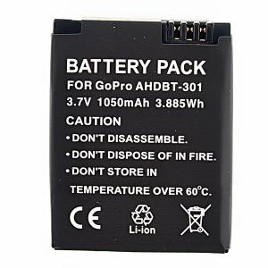 Ανταλλακτική μπαταρία 1050 mAh Horizon GoPro Hero 3 / 3+
