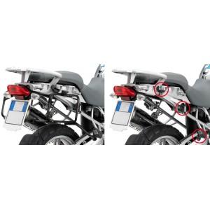 Βάσεις πλαϊνών βαλιτσών (ίσιες) rapid release GIVI BMW R 1200 GS -12