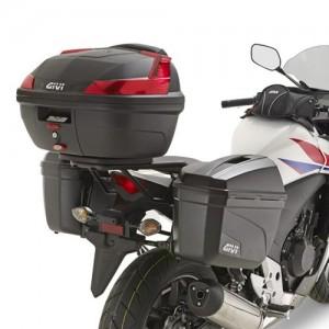 Βάσεις πλαϊνών βαλιτσών GIVI monokey (ίσιες) Honda CB 500 F -15