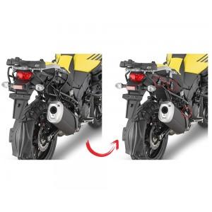 Βάσεις πλαϊνών βαλιτσών GIVI V35 / V37 / Kappa K33 Suzuki DL 1000 V-Strom 17-