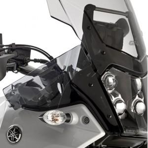 Πλαϊνά βοηθήματα αέρα GIVI Yamaha Tenere 700 ελαφρώς φιμέ