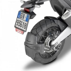 Φτερό - λασπωτήρας (πίσω) RM02 GIVI Honda CB 500 X 19- μαύρο ματ