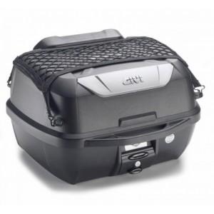 Topcase Givi E43 lt. Monolock μαύρη