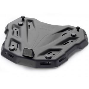 Πιάτο Αλουμινίου GIVI M9B MONOKEY® για βάσεις τύπου FZ / SR μαύρο