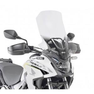 Ζελατίνα GIVI Touring Honda CB 500 X 19- ελαφρώς φιμέ