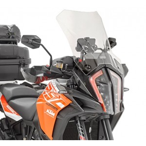 Ζελατίνα Touring GIVI KTM 1290 Super Adventure S/R ελαφρώς φιμέ